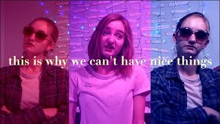 This Is Why We Can't Have Nice Things (Taylor Swift) | Cover