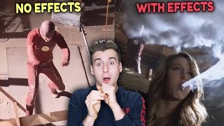 Superheroes Without Special Effects Looks Ridiculous