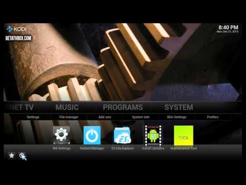 How To: Clear/Delete Your Kodi Data on Android