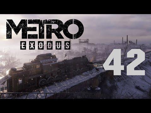 Метро Исход / Metro Exodus - Прохождение игры - Мёртвый город ч.1 - Новосибирск [#42]   PC
