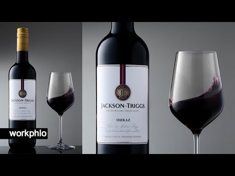 How to Photograph Wine with Speedlights | Classic Look