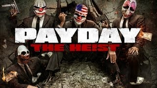 Payday The Heist [PC] - Multiplayer Gameplay #1 (1/2)