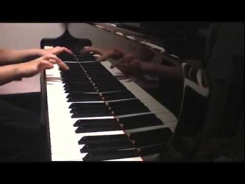 桜蘭高校ホスト部 ED「疾走」(歌:LAST ALLIANCE)TVver.ピアノソロアレンジ