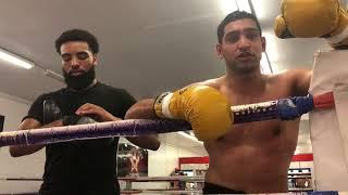 Spence vs Crawford boxing star David Thomas breaks it down