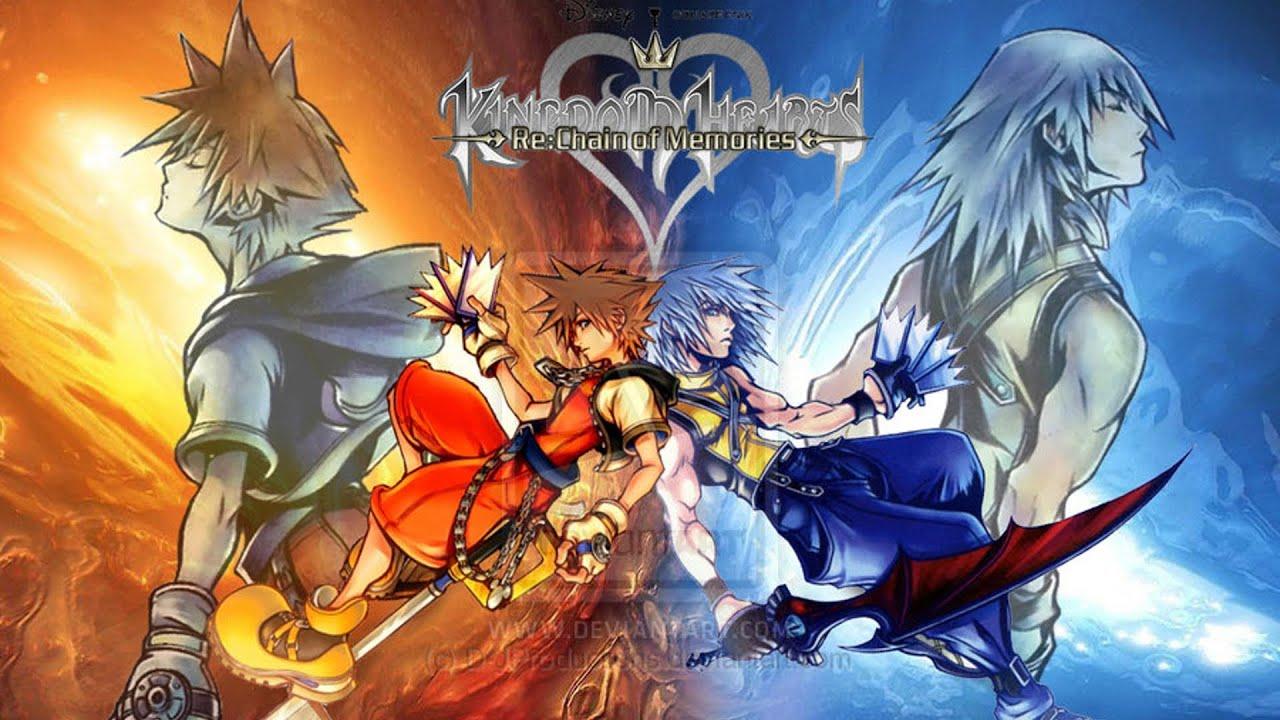Resultado de imagen para Kingdom Hearts: Chain of Memories