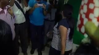 Lady Singam   Mangalore Mayor   Kavitha Sanil  Raid