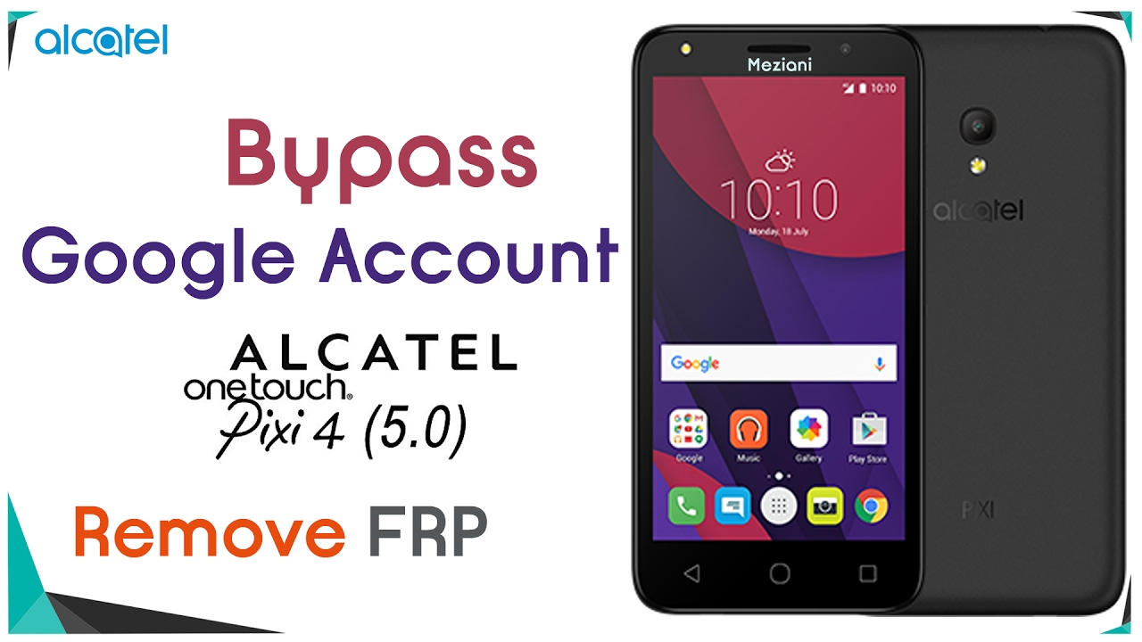 Alcatel frp bypass apk 2018 | FRP Bypass APK for Android