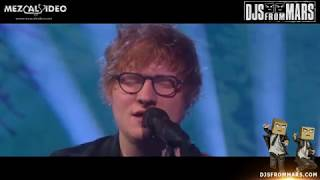 Gambar cover Ed Sheeran Vs The Police Vs Toto - Every Perfect Breath You Take Is Africa (Djs From Mars Bootleg)