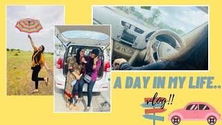 A DAY IN MY LIFE   vlog   SHORT DRIVE   FAMILY VLOG      AMISHA MORANI