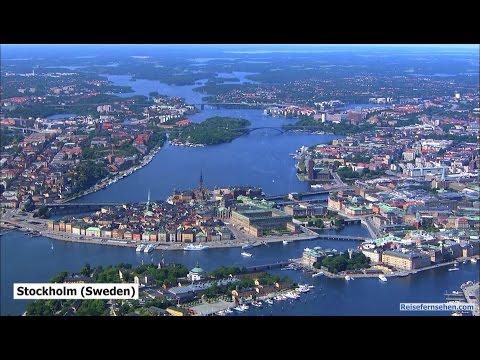 Stockholm (Sweden/Schweden) by Reisefernsehen.com - Reisevideo / travel video