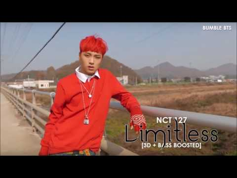 [3D+BASS BOOSTED] NCT 127 - LIMITLESS | bumble.bts