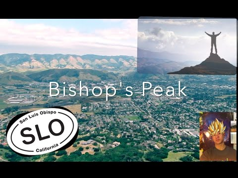 Bishop's Peak San Luis Obispo | Odesza Late Night | SuperSaiyanSoo