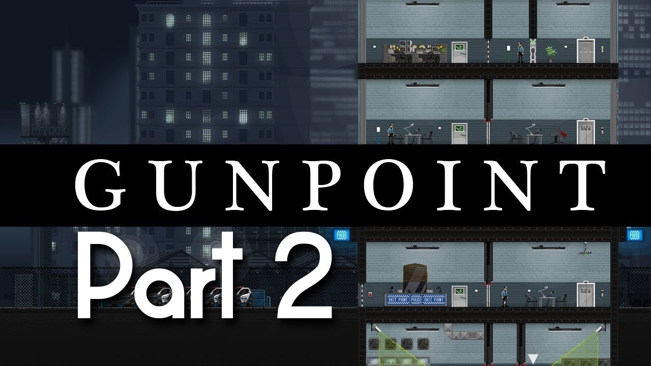 Download Let's Play Gunpoint - Part 2 | Spy Me A River