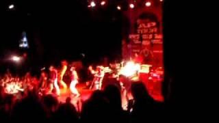 Family Force 5 - Intro, Kountry Gentleman, & Fever Buffalo AP Tour 2009