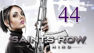 Saints Row 3 the Third Walkthrough - Part 44 Tank Mayhem x 2 Let's Play