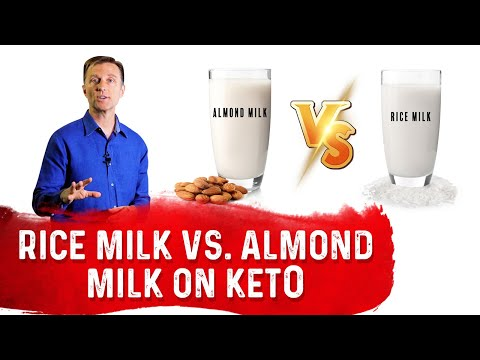 Can you drink almond milk on ketogenic diet