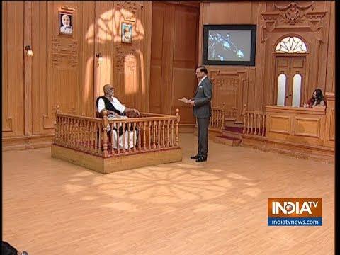 Urge SC to not delay Ram Mandir hearing again, says Morari Bapu in Aap Ki Adalat
