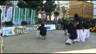 2011年10月16日 ならしの茜音フェスティバル 出演5組目 津田沼高校ダブ...