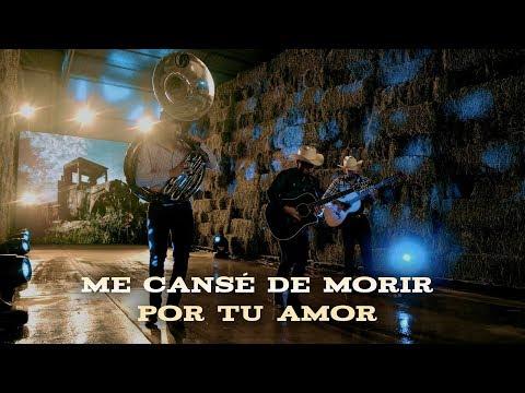 Los De La Noria - Me Cansé De Morir Por Tu Amor (En Vivo)