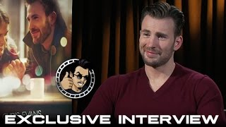 Chris Evans Interview - Before We Go (HD) 2015