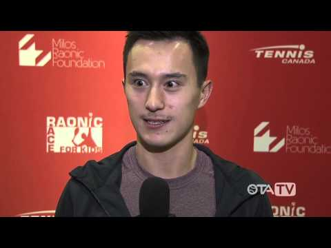 10 Questions with Patrick Chan