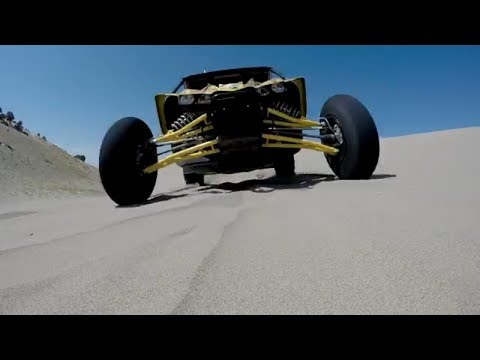 YXZ drive over at 80 mph!