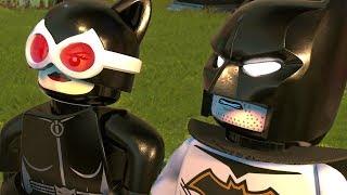 LEGO DC Super-Villains Walkthrough Part 14 - Batman and Catwoman Team Up