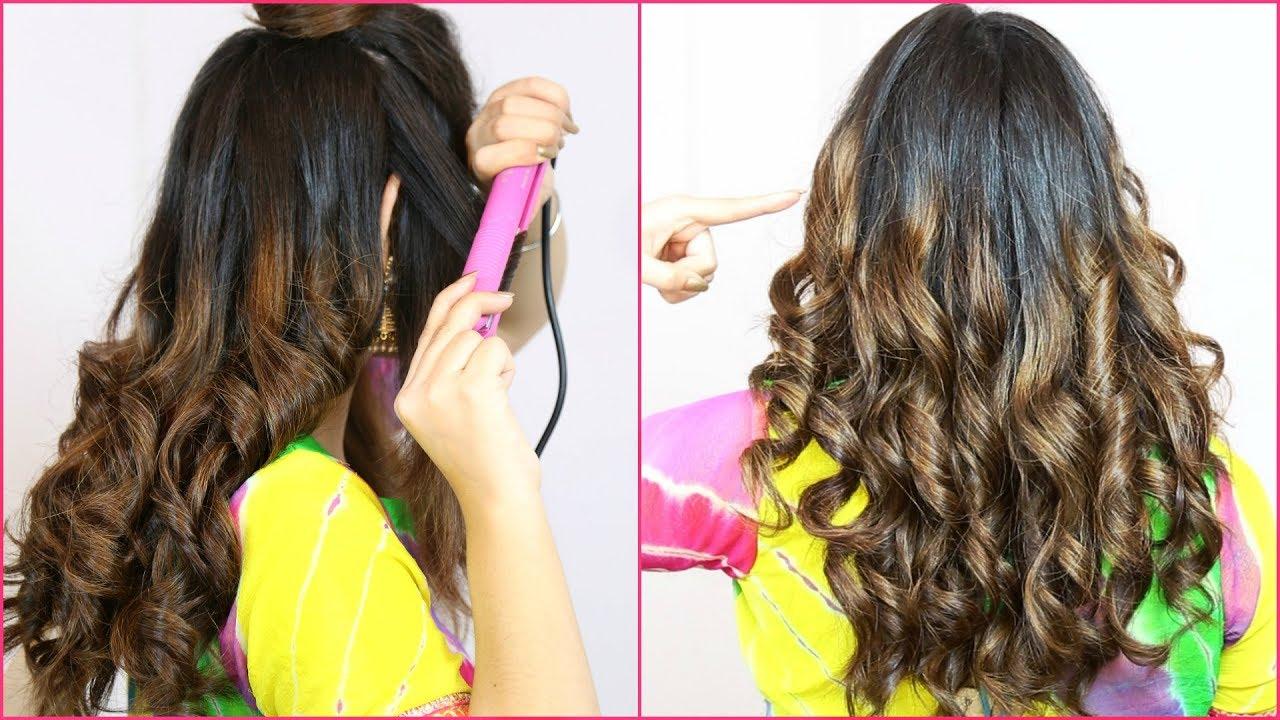 बालों को Curl करने का कौन सा तरीका सबसे अच्छा है How To