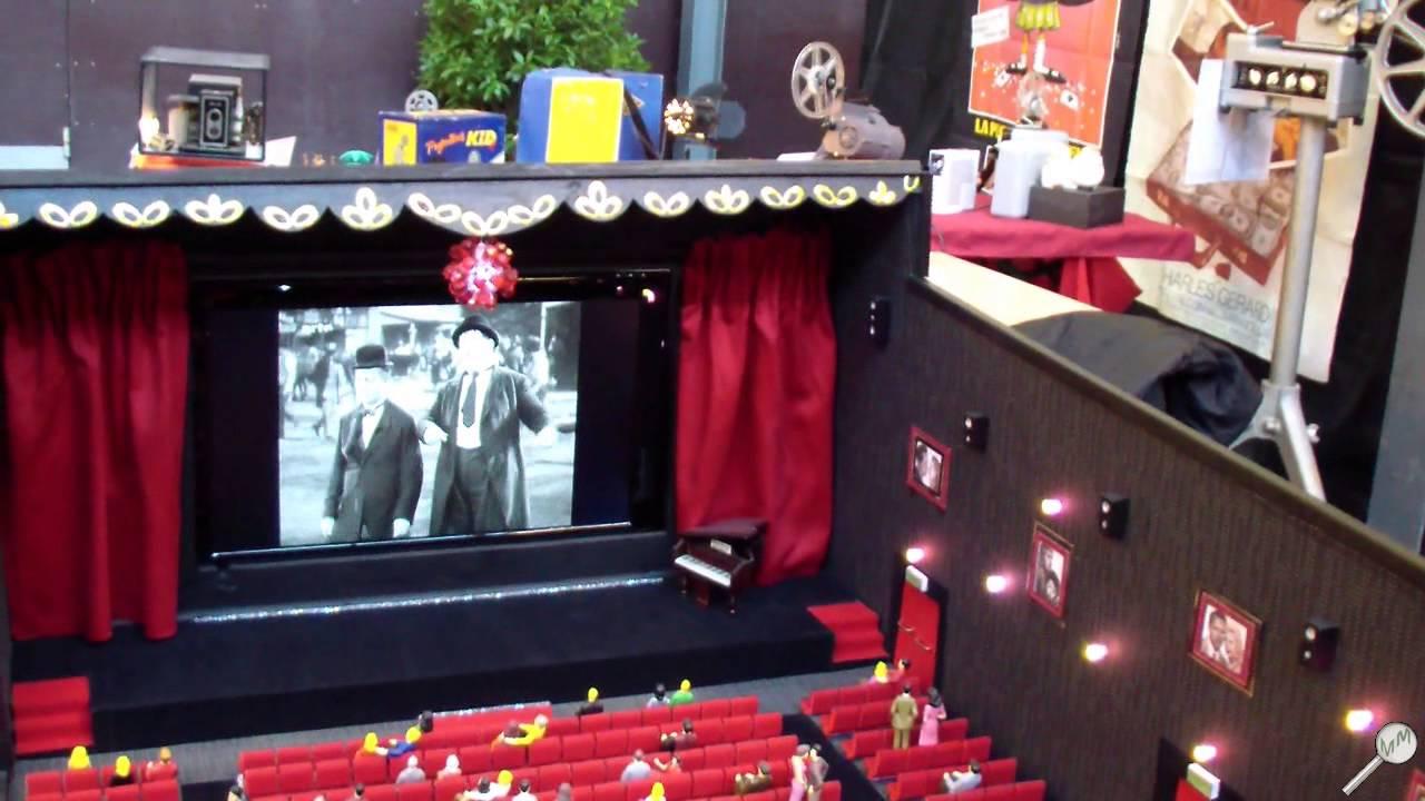 Salon fama 2012 diorama cin ma cin star 1 25e for Cinema a salon