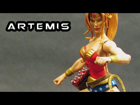 DC Universe Classics ARTEMIS Figure Review