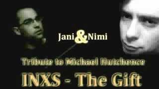 INXS - The Gift (acoustic cover by Nimi & Jani)