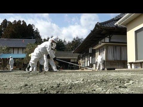 Fukushima: trois ans après la catastrophe, la décontamination se poursuit - 09/03