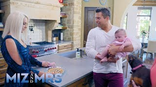 Maryse is not used to her neighbor's friendliness: Miz & Mrs. Preview Clip, April 9, 2019