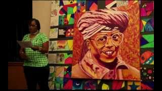 The Art of Restorative Justice, Spoken word by Roxanne Hanna-Ware