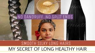 How To Get Long & Thick Hair (HINDI) Stop Hair Fall | Get Super Silky Hair | AsianBeautySarmistha
