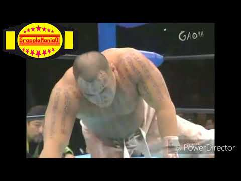 Undertaker VS Jinsei Shinzaki