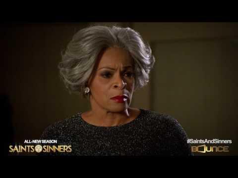 Vanessa Bell Calloway discusses Season 2 of 'Saints & Sinners'