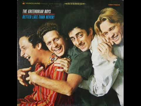 1st RECORDING OF: Different Drum - The Greenbriar Boys (1966)