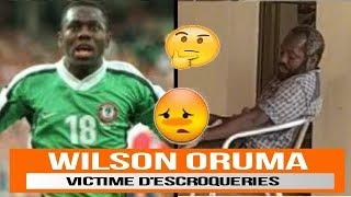 Wilson Oruma a tout perdu une situation très malheureuse