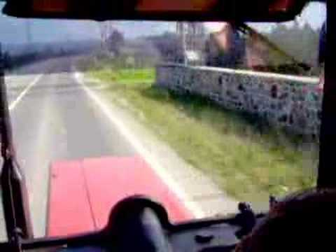 Fiat 70-66 DT is going on road..Cabin video Tractor..TURKEY