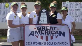 Tech Women's Golf - 2017 GAC Championship Highlights