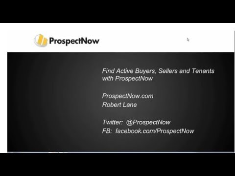 Find More Sellers and Qualified Buyers with ProspectNow