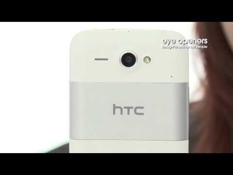 HTC ChaCha Demo from the Carphone Warehouse - eyeopeners