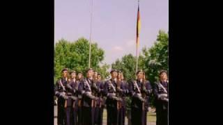 """Deutscher Militärmarsch """"Fahnenmarsch des Wachbataillons"""""""
