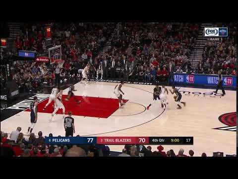 Pelican Ball Screen Lob