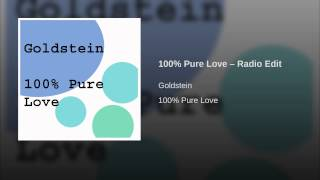 100% Pure Love – Radio Edit