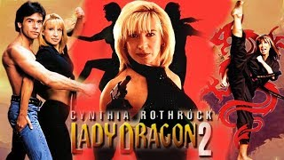Tamil Action Movie  Lady Dragon 2  Cynthia Rothrock, Billy Drago  English to Tamil Dubbed Movie