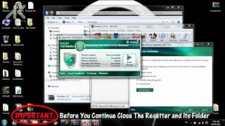Resetting Kaspersky Anti-Virus v6.0 All