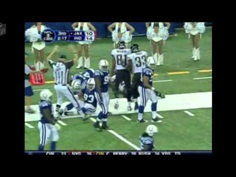 Amazing Fred Taylor run vs Colts 2008
