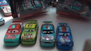 Disney Pixar cars 3 Ponchy Wipeout review
